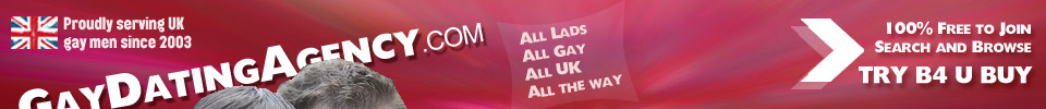 Gay dating banner